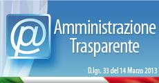 accesso amministrazione trasparente